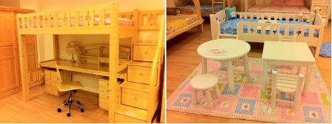 iBenma children's table and chairs