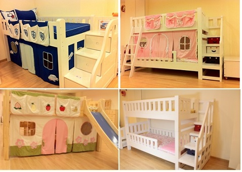 iBenma children's beds