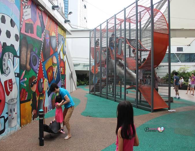 junction 8 mall playground singapore