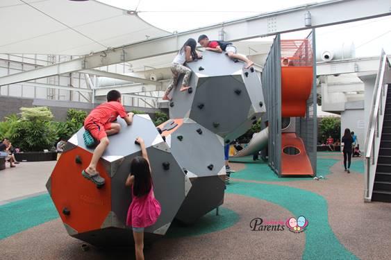rock climbing playground bishan junction 8