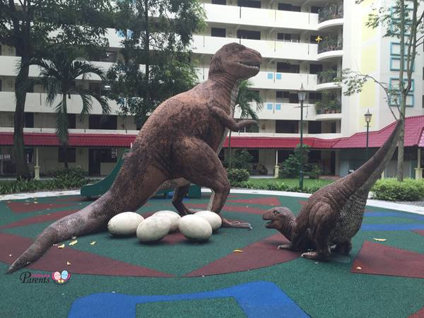 special design playground at kim keat toa payoh