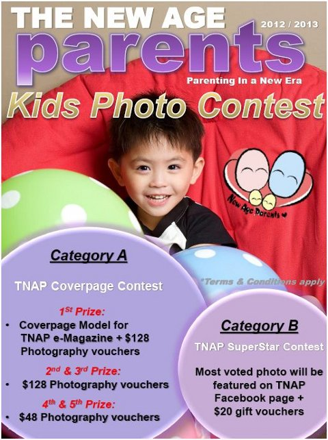 tnap coverpage and superstar photo contest