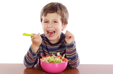 vegetarian diet for kids
