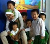 Teacher Daya, Kinderland