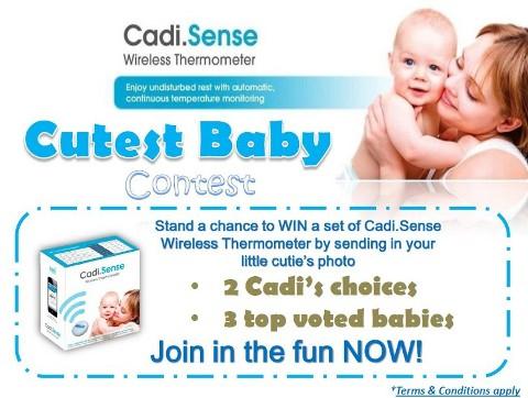 cadi.sense cutest baby contest