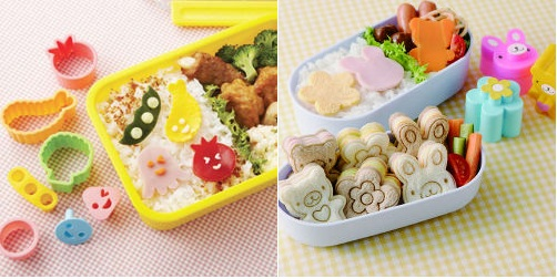 cute food cutters