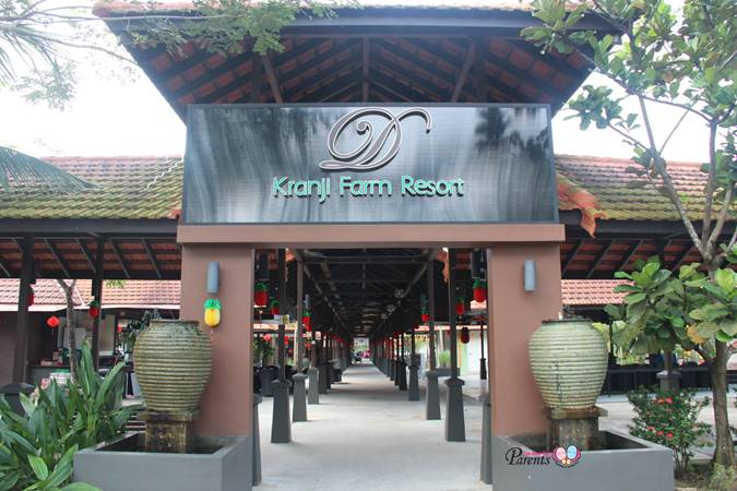 d kranji farm resort entrance