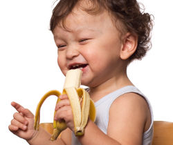 healthy snacks for infants