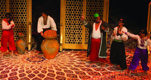 itheatre arabian nights story of ali baba
