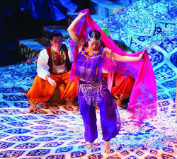 itheatre arabian nights
