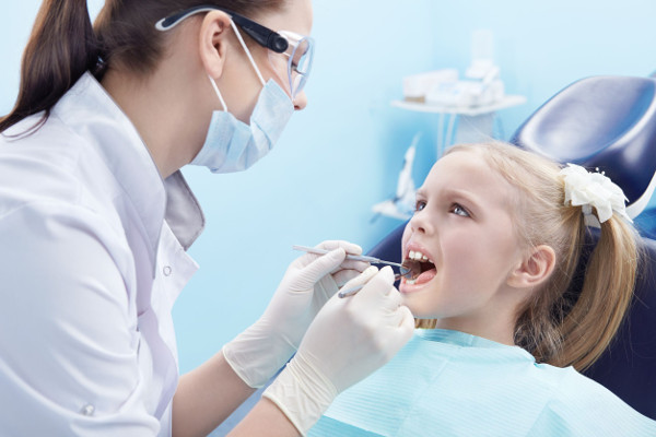 Children Oral Hygiene