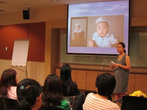 Dr Sandy Chua, Dental Surgeon