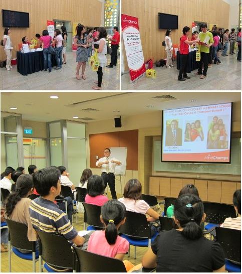MindChamps Successful Parenting Seminar 2012