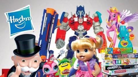 hasbro toys warehouse sale