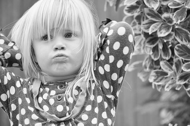 kids temper tantrum