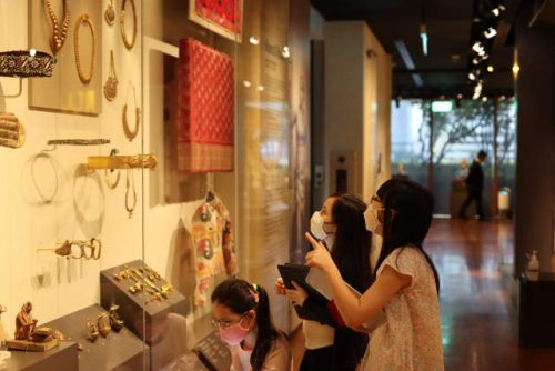 March holiday activities at the Indian Heritage Centre
