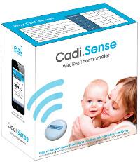 cadi.sense wireless thermometer