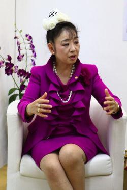 Heguru Founder, Rukio Henmi