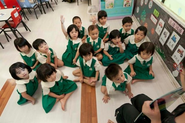 Quality Preschool in Singapore Kinderland