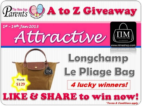 TNAP A-Z Contest Attractive NiMe Shop