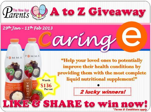 TNAP A-Z Contest Caring The Vemma Solution