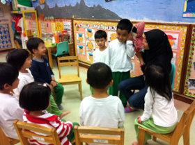 Teacher Daya, Kinderland Childcare