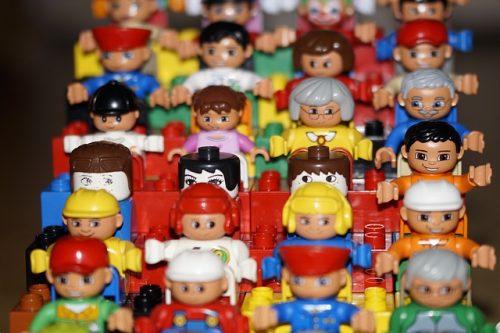 lego figurine toys