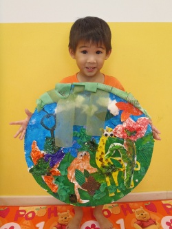 Kids' Gallery artwork