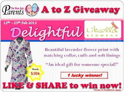 TNAP A-Z Contest Delightful Libella Bedwear