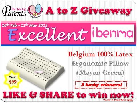 TNAP A-Z Contest Excellent iBenma