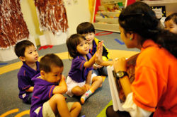LEAP Kidsnetic programme