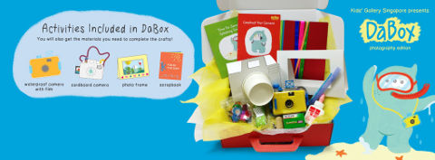 Kids Gallery presents DaBox
