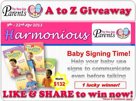 TNAP A-Z Contest Harmonious New Age Pregnancy