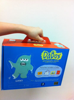 What's in DaBox
