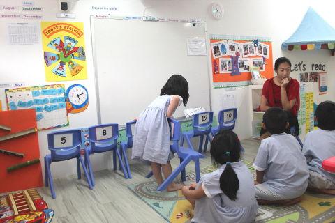 Kiddiwinkie Schoolhouse curriculum