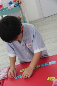 Kiddiwinkie Schoolhouse learning math