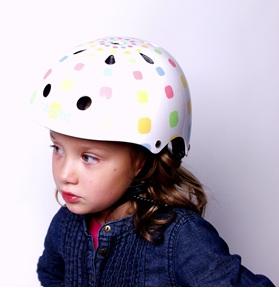 Rebel Kidz Helmet