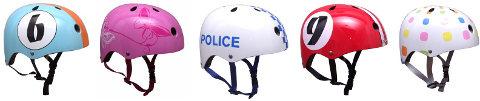 Rebel Kidz Helmets