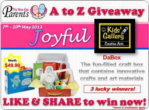TNAP A-Z Contest Joyful Kids' Gallery