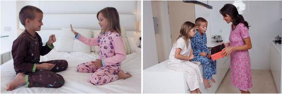Kids cotton pyjamas
