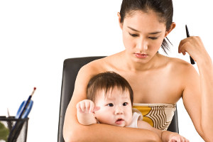 working mothers who breastfeed