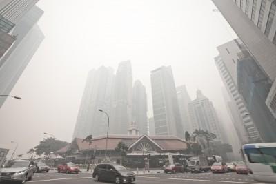 How will haze affect children's health