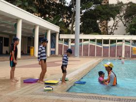 Swimchamps Kinesis at Yishun Swimming Complex