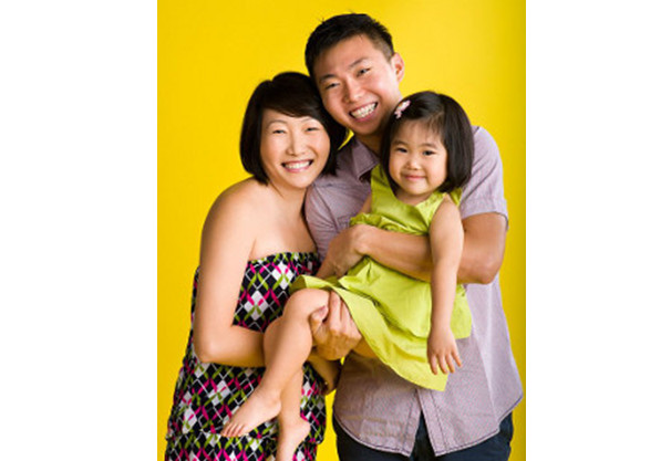 single father interview Kelvin Mok