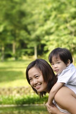 Single mom dating singapore