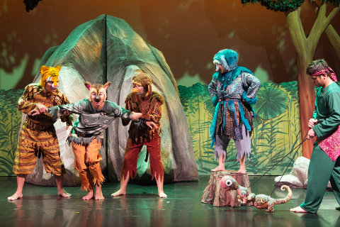 I Theatre Hey little mouse deer
