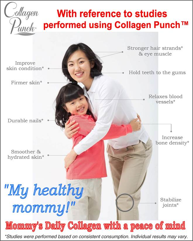 Pharmaceutical-Grade Pure Fish Collagen Mommy