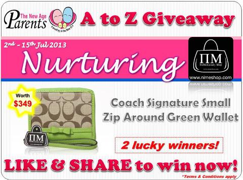 TNAP A-Z Contest Nurturing