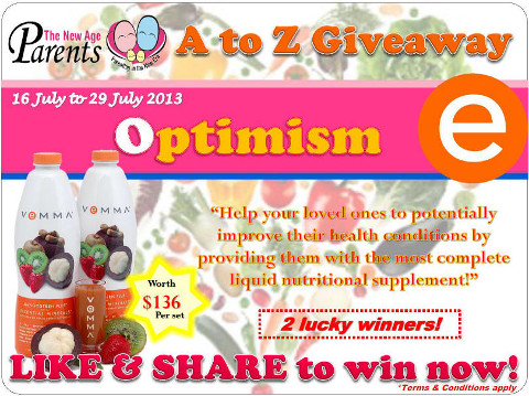TNAP A-Z Contest Optimism The Vemma Solution