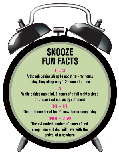 baby snooze facts